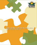 Build a Better Grinnell Report Cover