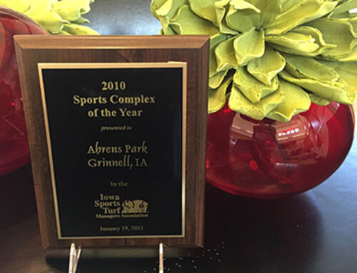 Ahrens Park Foundation Award