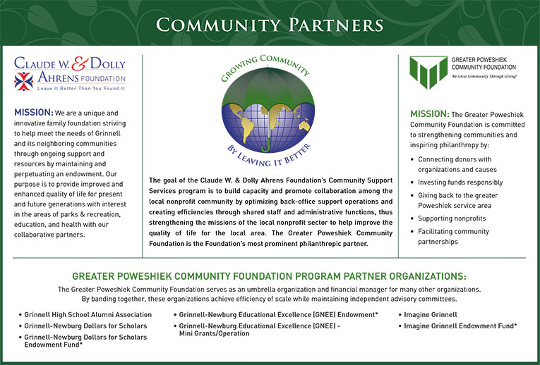 community partners graphic