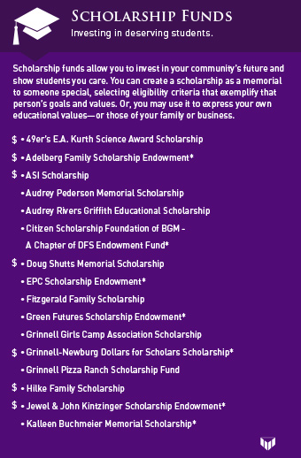 scholarship funds graphic 1