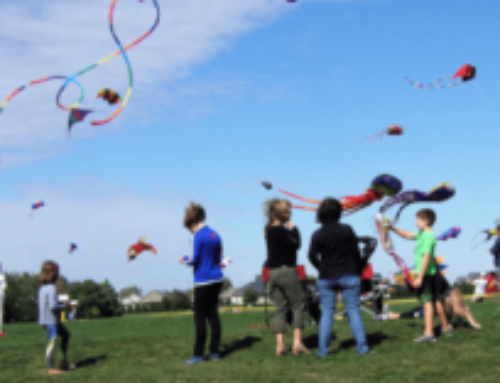 ANNUAL KITES OVER GRINNELL