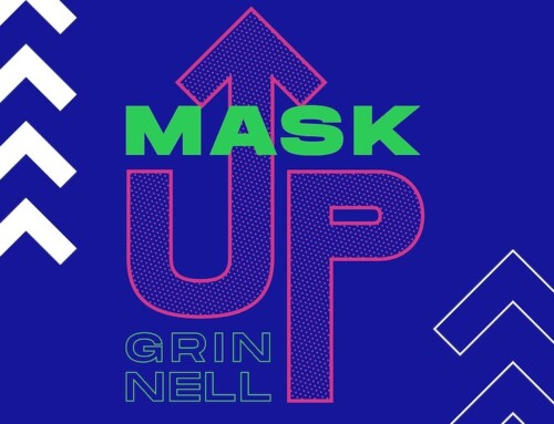 """Mask Up Grinnell"" Campaign Encourages Mask-Wearing"