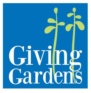 Giving Gardens logo