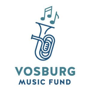 Vosburg music fund logo