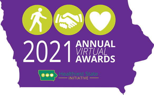 We are honored to be a finalist for the 2021 Iowa Healthiest State Initiative Ou...