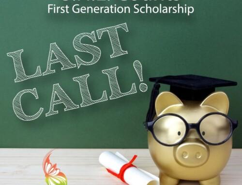 Scholarship Application Due