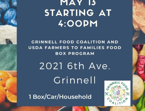 Final Food Box Distribution May 13
