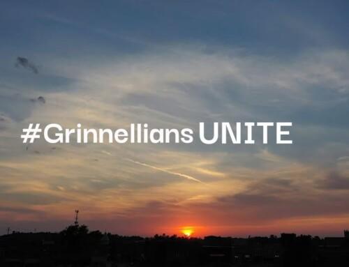 Together, #GrinnelliansUnite